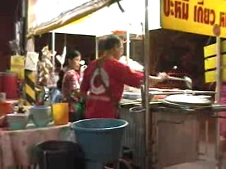 I would love to build a stand to sell my noodles in Thailand