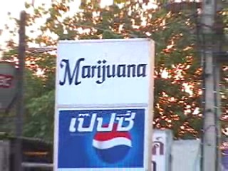It's news to me that Pepsico supports weed