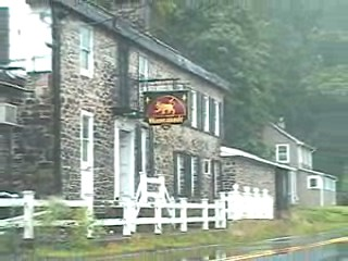 Very old inn on the Delaware